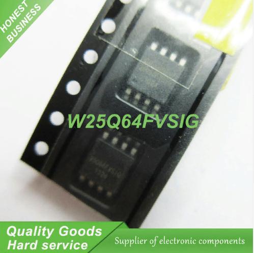 Купить W25Q64FVSIG
